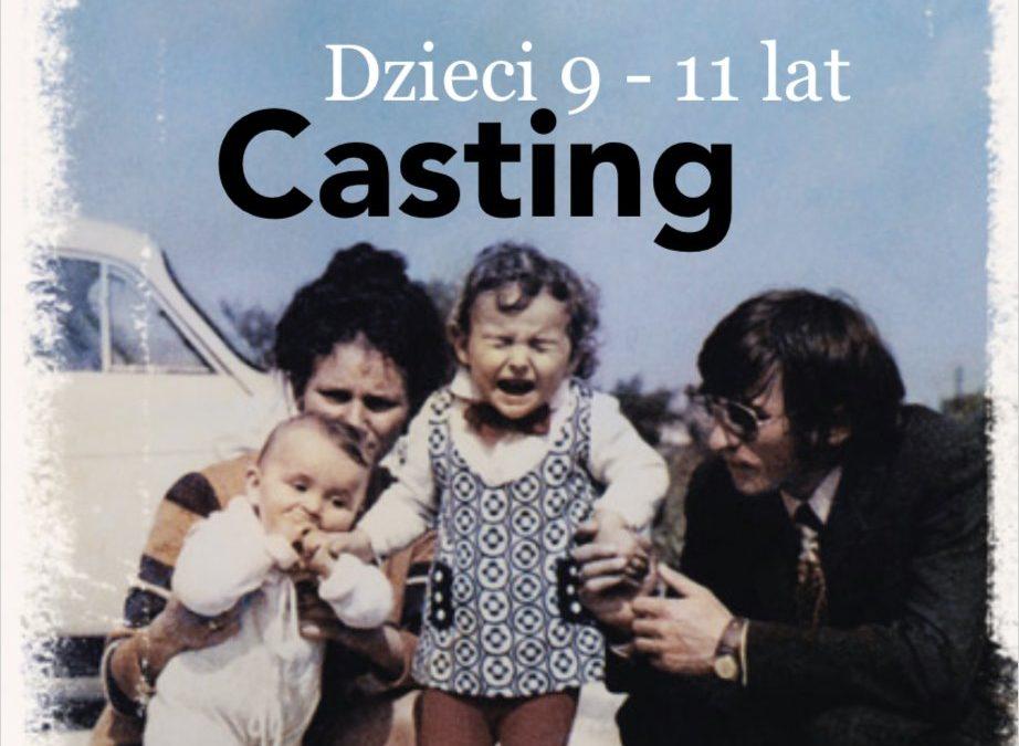 Casting dla dzieci do nowego filmu Kingi Dębskiej