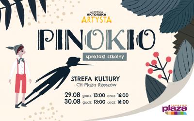Pinokio – premiera grup dziecięcych Akademii Aktorskiej Artysta