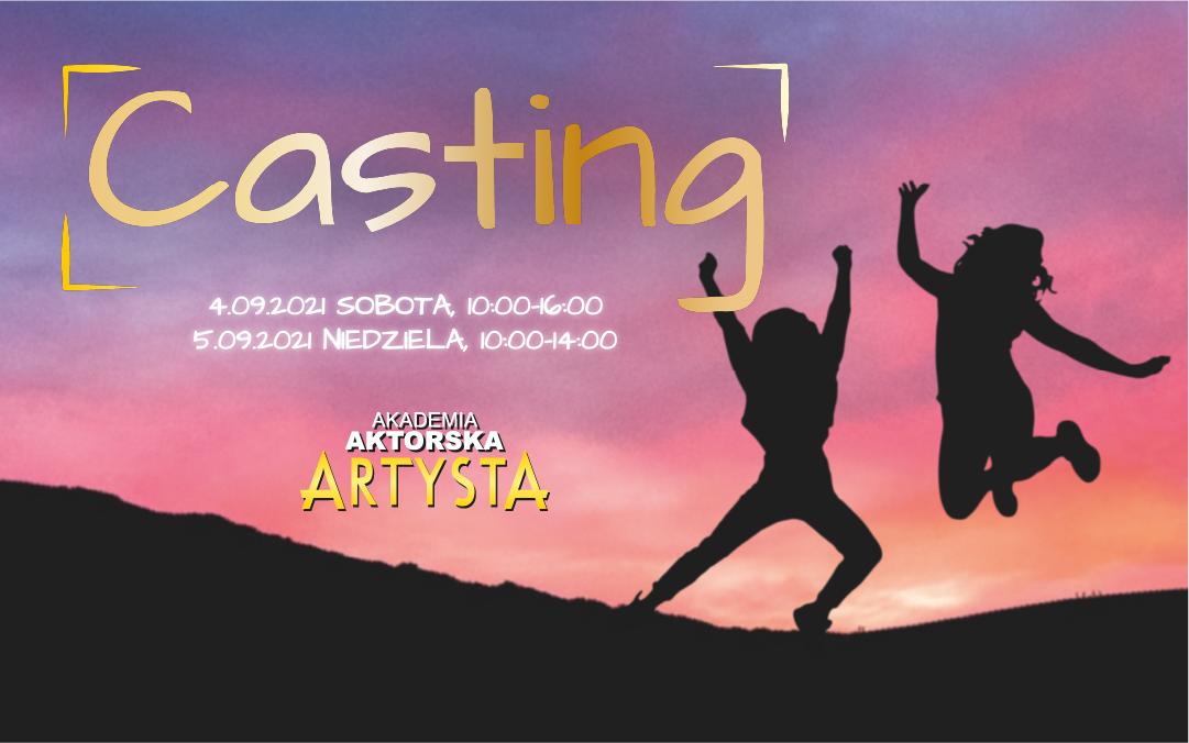 Casting na rok szkolny 2021/2022